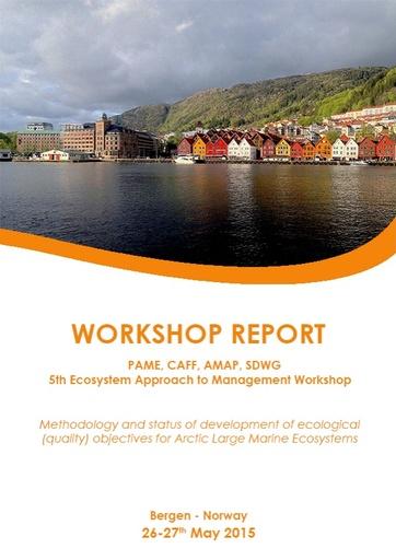 5th EA Workshop Report