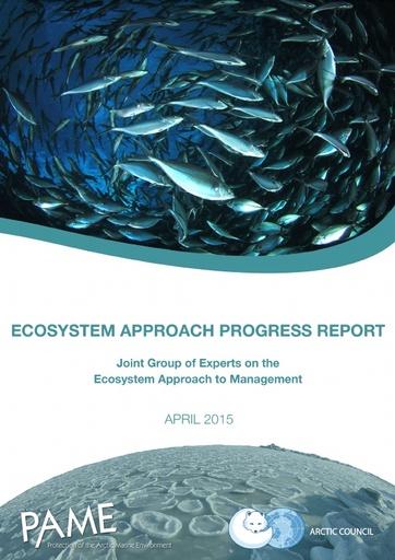 EA Progress Report 2013-2015