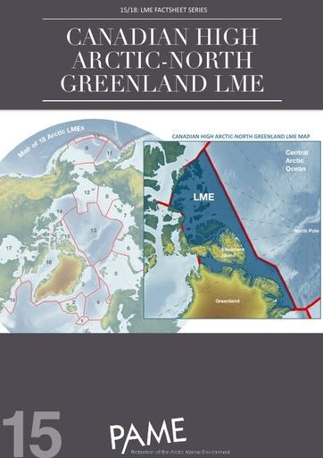 Canadian High-Arctic North Greenland LME Factsheet Series