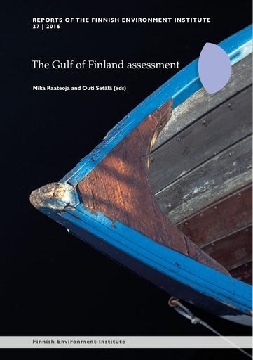 Setala et al. (2016). Marine Litter: The Gulf of Finland Assessment