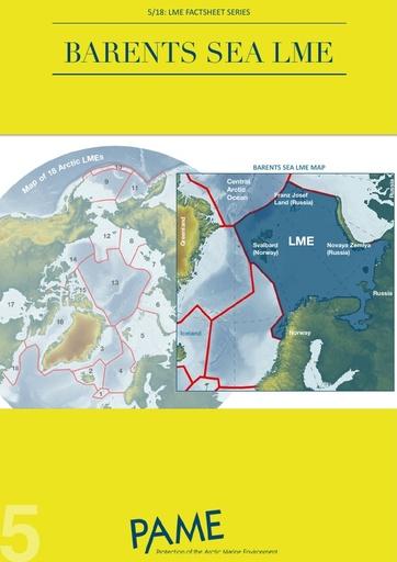 Barents Sea LME Factsheet Series