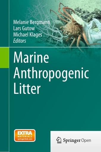 Bergmann, M., et al. (2015). Marine Anthropogenic Litter, Springer.