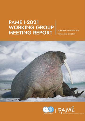 PAME  I 2021 Meeting Report