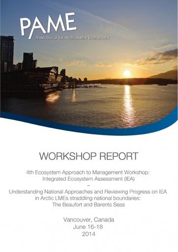 4th EA Workshop Report
