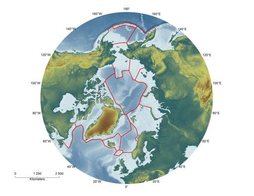 LME map