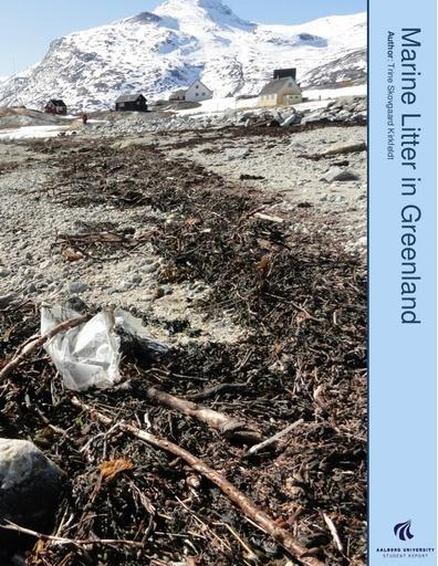 Kirkfeldt, T. S. (2016). Marine Litter in Greenland. Master's Thesis, Aalborg University, Denmark.