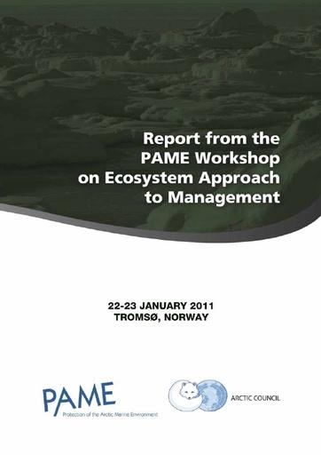 EA Progress Report - January 2011