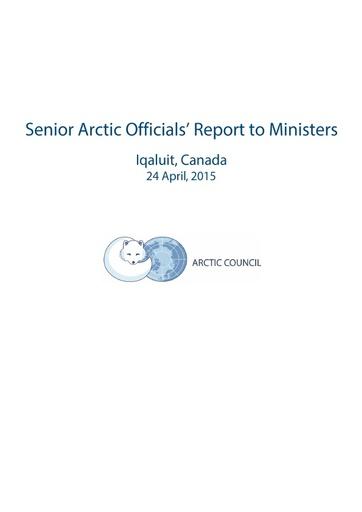 SAO Report 2015