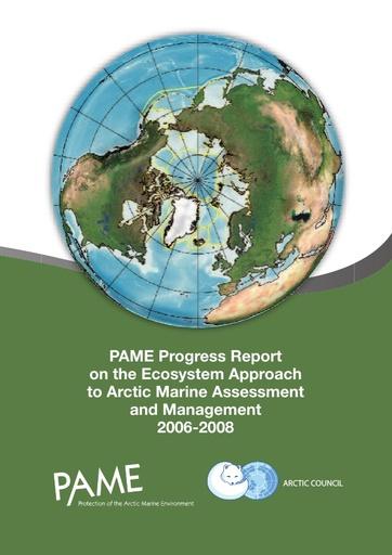 EA Progress Report 2006-2008