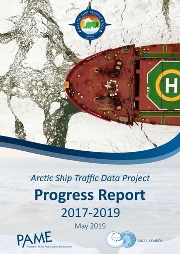 Arctic Ship Traffic Data Project Status Report